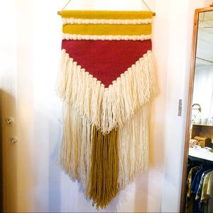 Other - 🆕 Macrame Wall Hanging